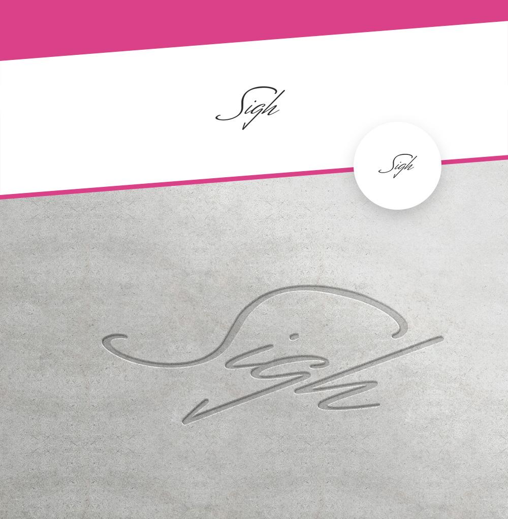 Логотип «Sigh»