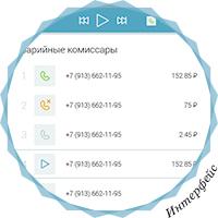 Дизайн системы учета звонков «LeadYou»