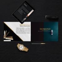 """Презентация для журнала """"Bomond"""""""