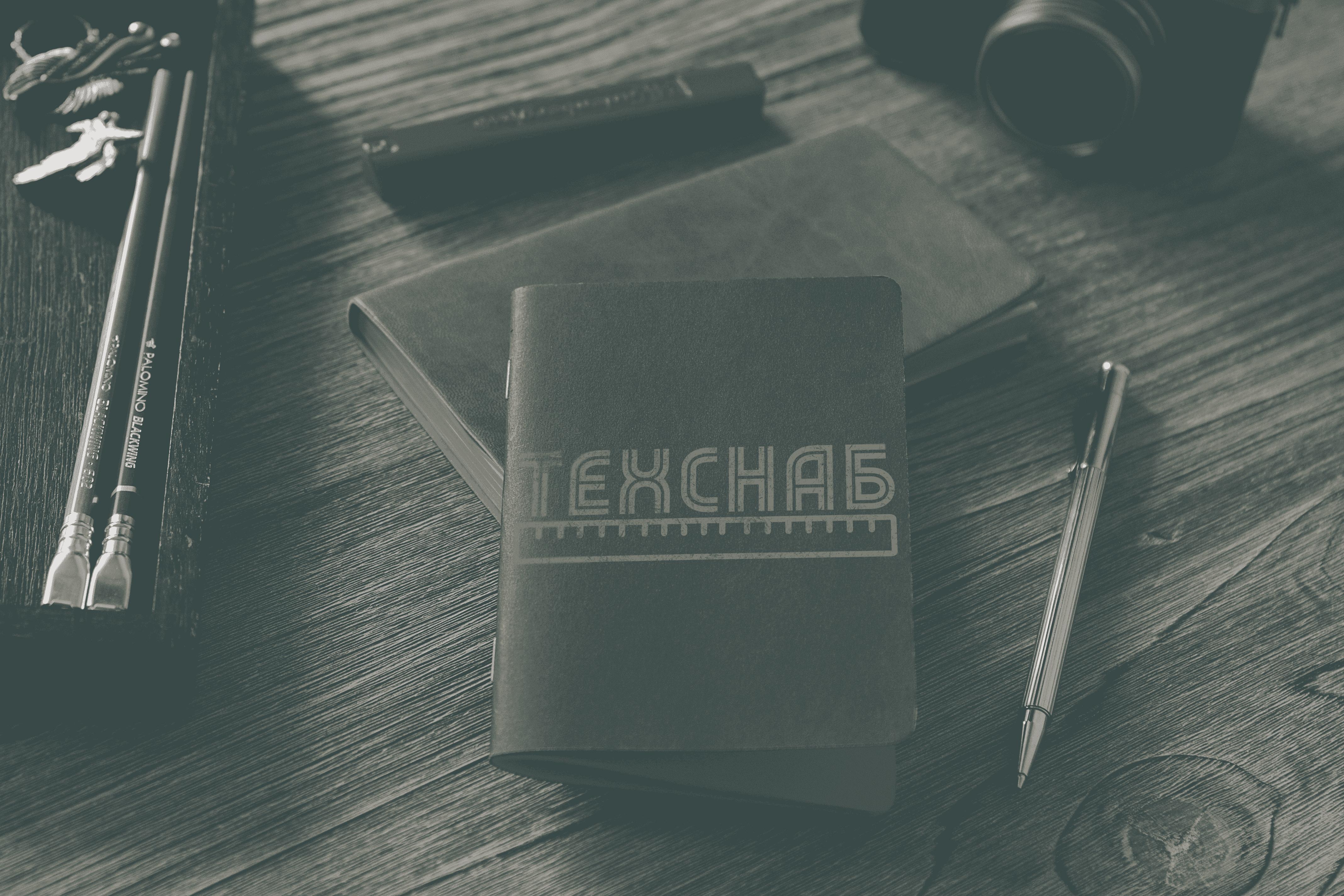 Разработка логотипа и фирм. стиля компании  ТЕХСНАБ фото f_6415b1ac37769d9b.png