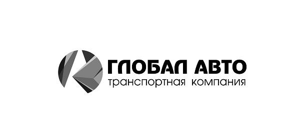 """Логотип """"ГЛОБАЛ АВТО"""""""