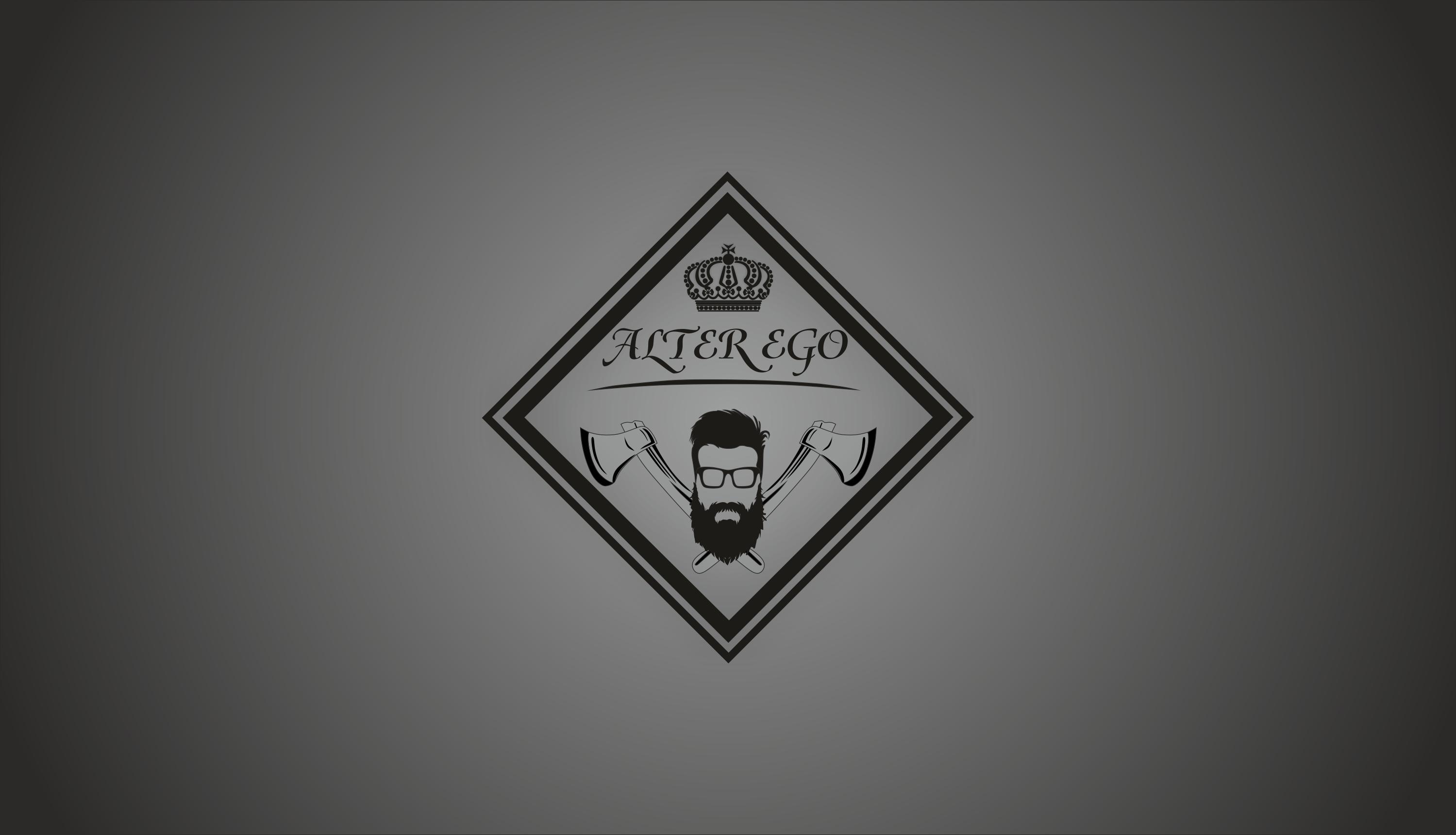"""Логотип """" Alter Ego """""""