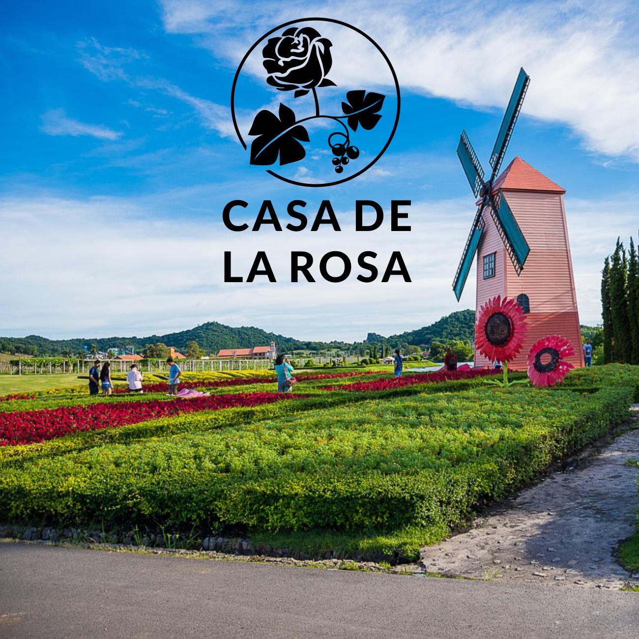 Логотип + Фирменный знак для элитного поселка Casa De La Rosa фото f_6095cd4a64fabfc5.jpg