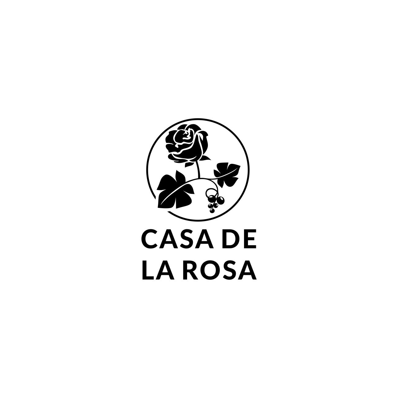Логотип + Фирменный знак для элитного поселка Casa De La Rosa фото f_7635cd4a646b3049.jpg
