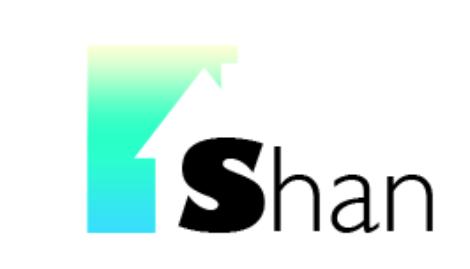 Логотип для агенство недвижемоти ШАН в Эмиратах. фото f_5795b6bd5e375e97.png