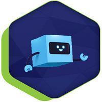 HTML5-баннер Робот