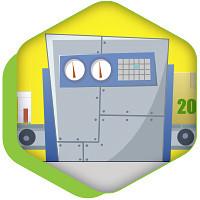 HTML5-баннер Sales machine