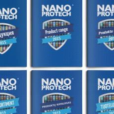 Каталог товаров Nanoprotech