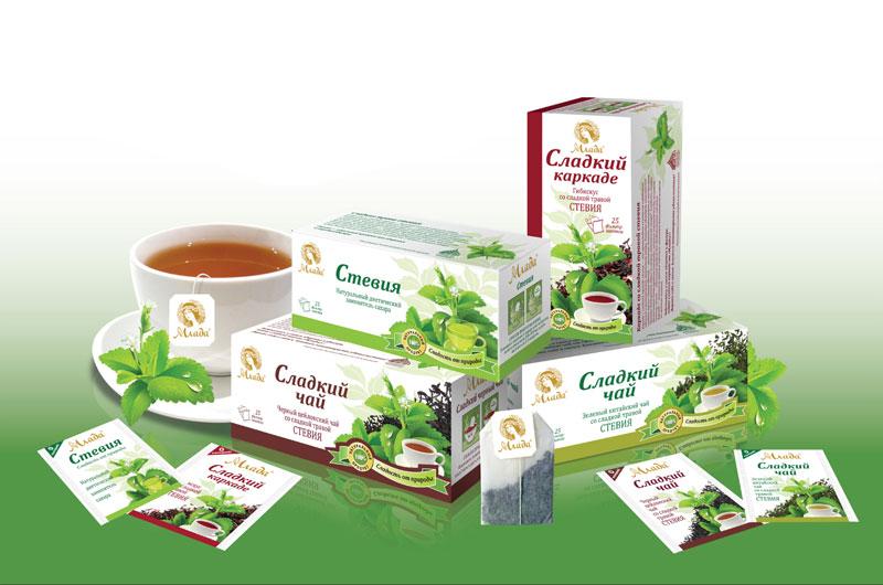 Упаковка для чая