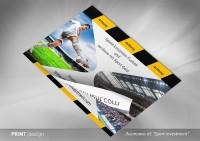 "Листовка ""Sport-investment"" (148х105мм)"
