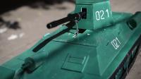 """Проморолик """"танк на дистанционном управлении"""""""