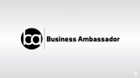 Business Ambassador - Интро, Аутро и Наложение текста