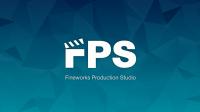 Шейповая анимация логотипа FPS