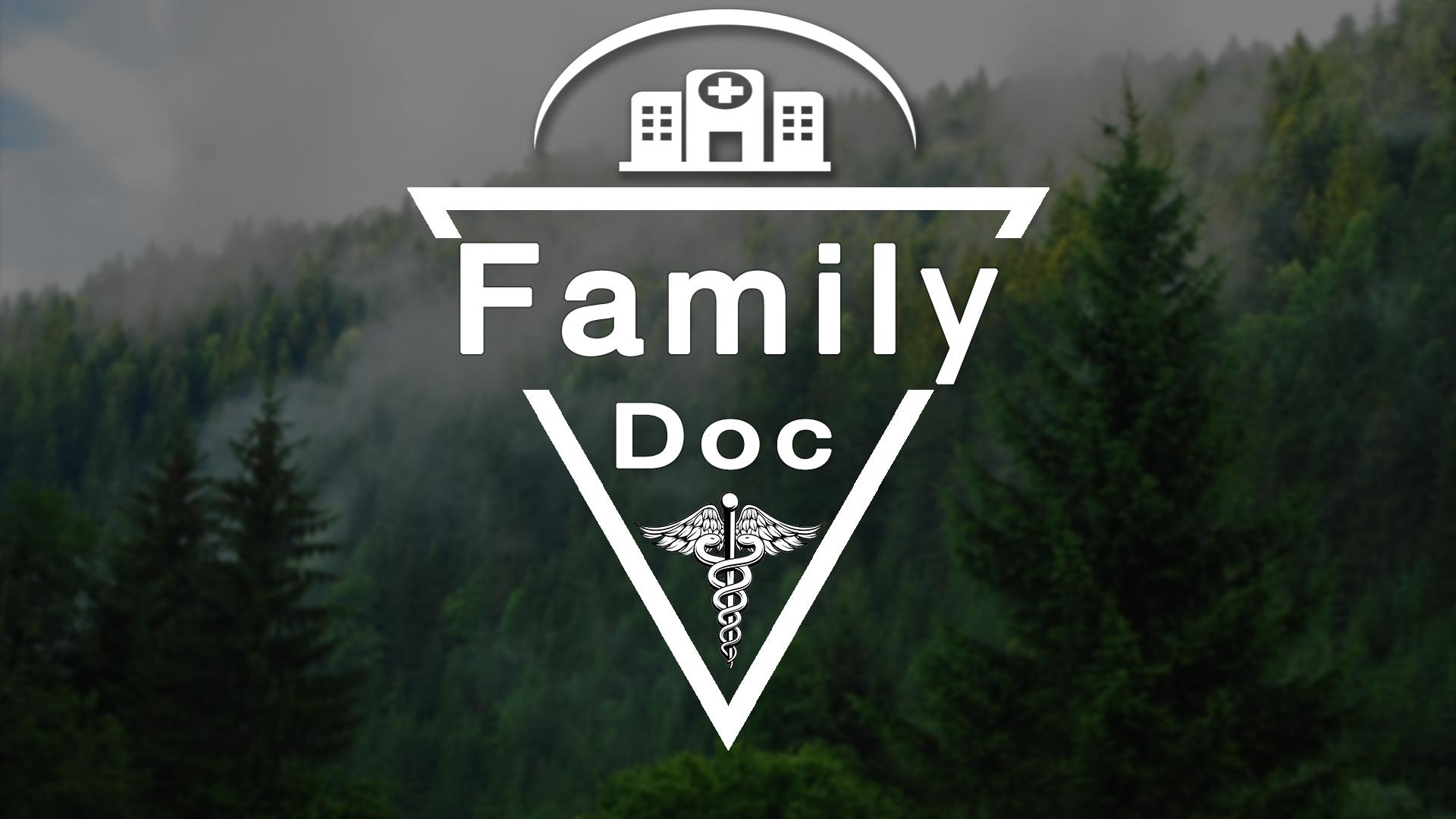 Разработка логотипа для врачебного онлайн сервиса FamilyDoc фото f_9525c3078c93c375.png
