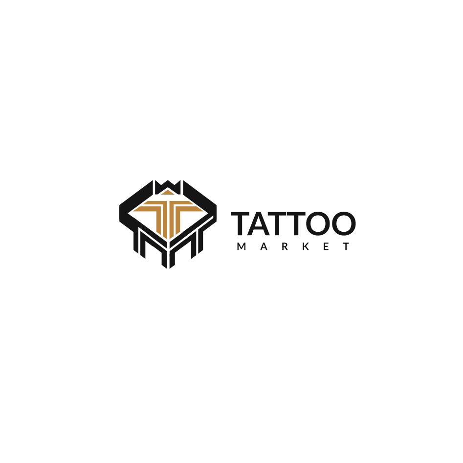 Редизайн логотипа магазина тату оборудования TattooMarket.ru фото f_2515c3f09b5cbfbf.jpg