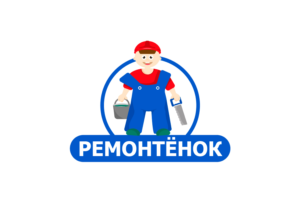Ремонтёнок: логотип + брэндбук + фирменный стиль фото f_4315955302334d9e.jpg