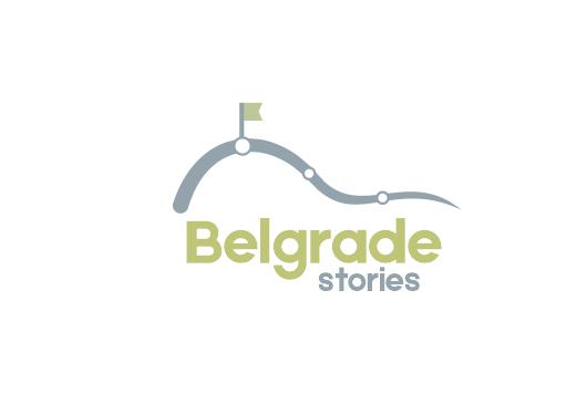 Логотип для агентства городских туров в Белграде фото f_451589216794e7f3.jpg