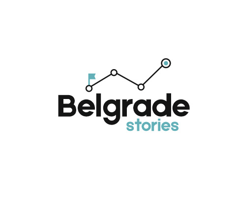Логотип для агентства городских туров в Белграде фото f_6505891d9e3999fb.jpg