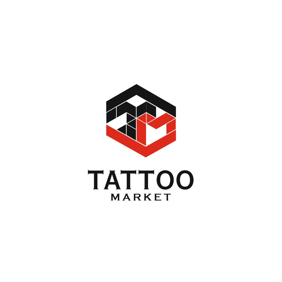 Редизайн логотипа магазина тату оборудования TattooMarket.ru фото f_7155c3f293166bdf.jpg