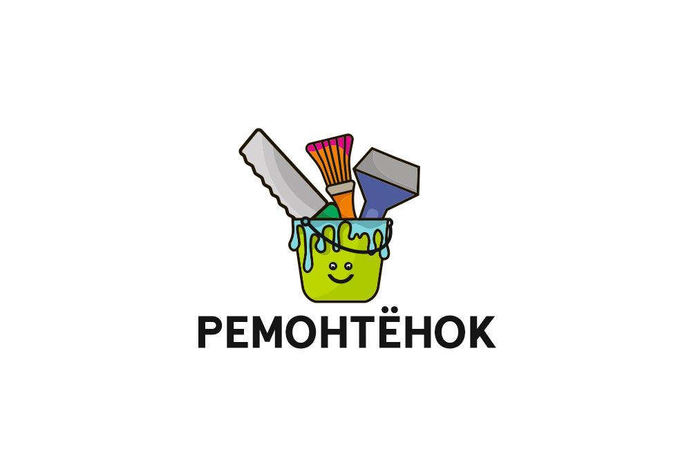 Ремонтёнок: логотип + брэндбук + фирменный стиль фото f_8315953844bca189.jpg