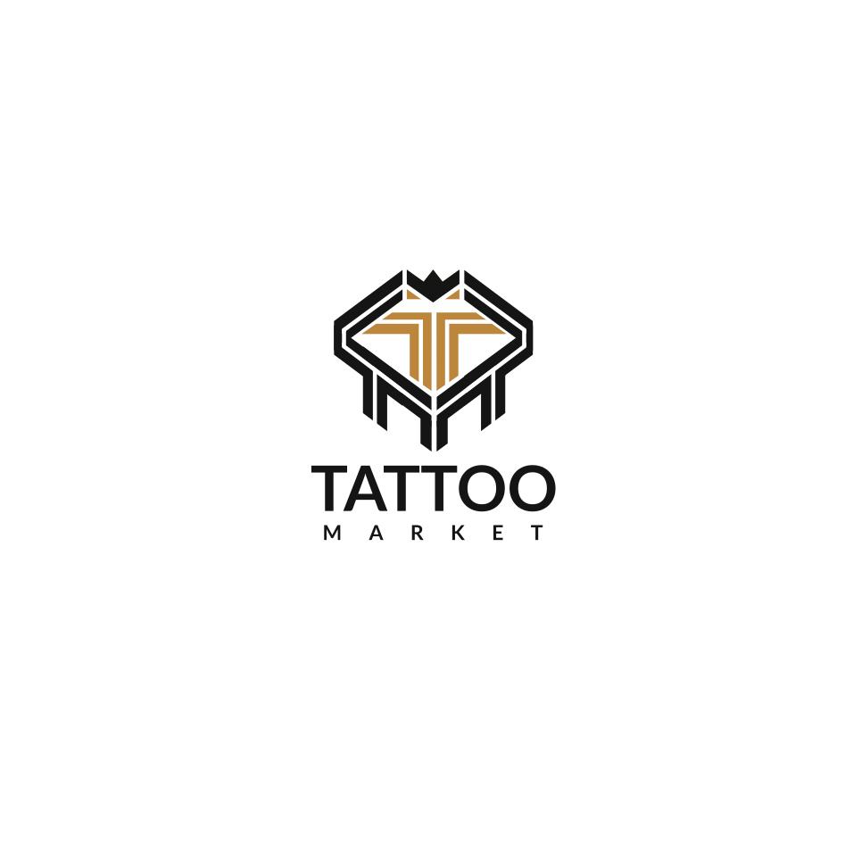 Редизайн логотипа магазина тату оборудования TattooMarket.ru фото f_9935c3f08ba154fc.jpg
