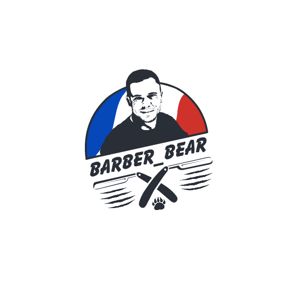Логотип барбер-мастера.