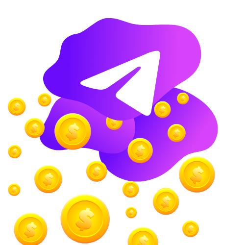 "Картинка - логотип для телеграм бота ""бесплатной"" лотереи"