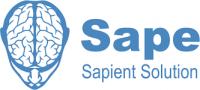 Sape. Анимация логотипа. gif