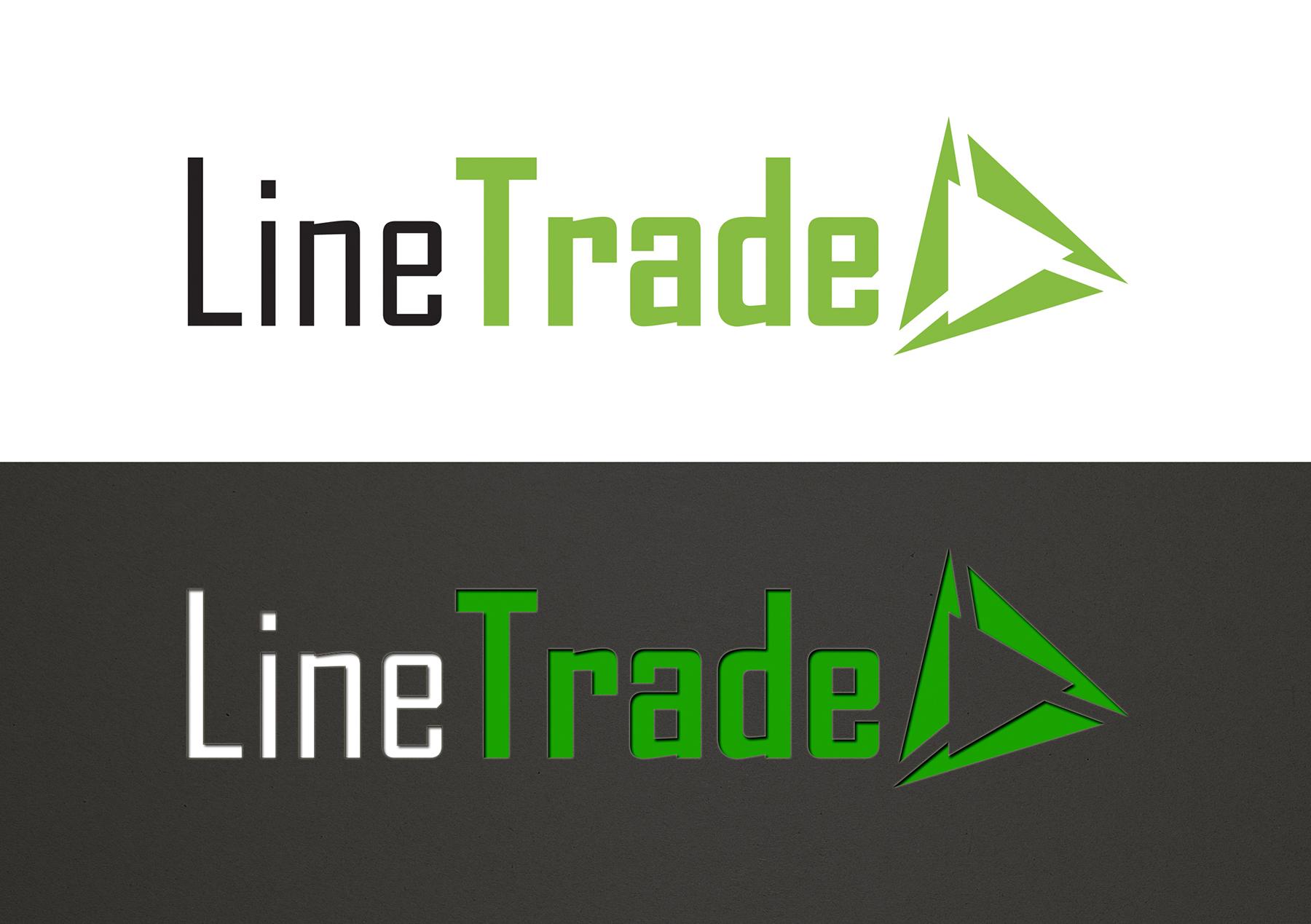 Разработка логотипа компании Line Trade фото f_21150fc47c310f71.jpg