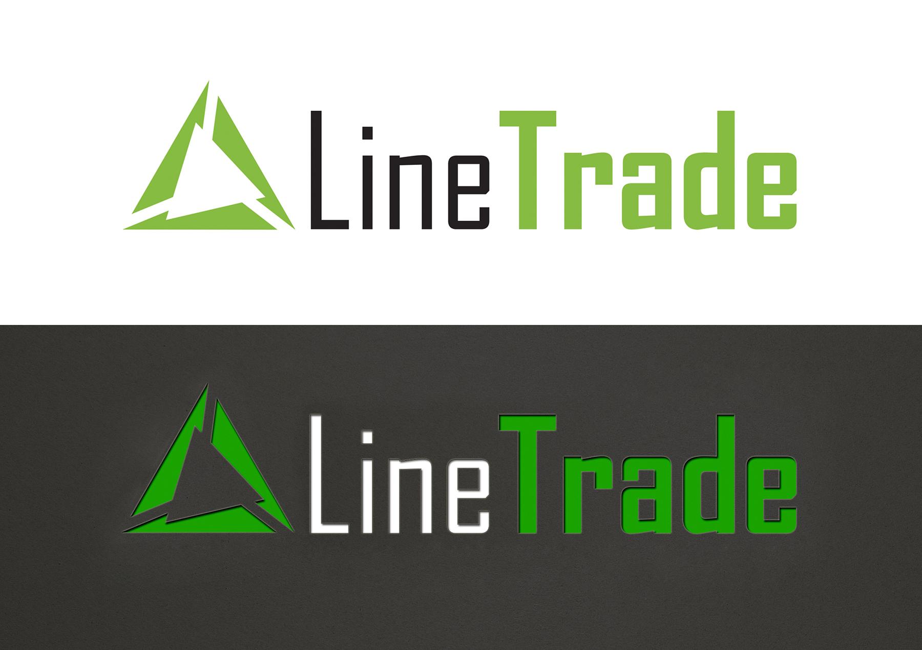 Разработка логотипа компании Line Trade фото f_75750fd4e00d310c.jpg