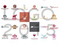Логотип, креативный, уникальный, 5 вариантов на выбор!