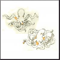 Персонаж для логотипа