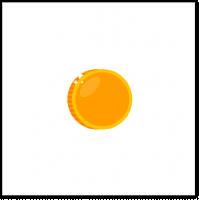 Анимация монеты
