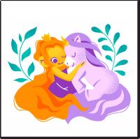 Иллюстрация персонажей