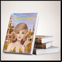 Дизайн фэнтези книги