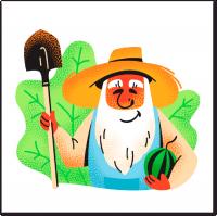 Персонаж для сайта