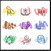 Серия иконок