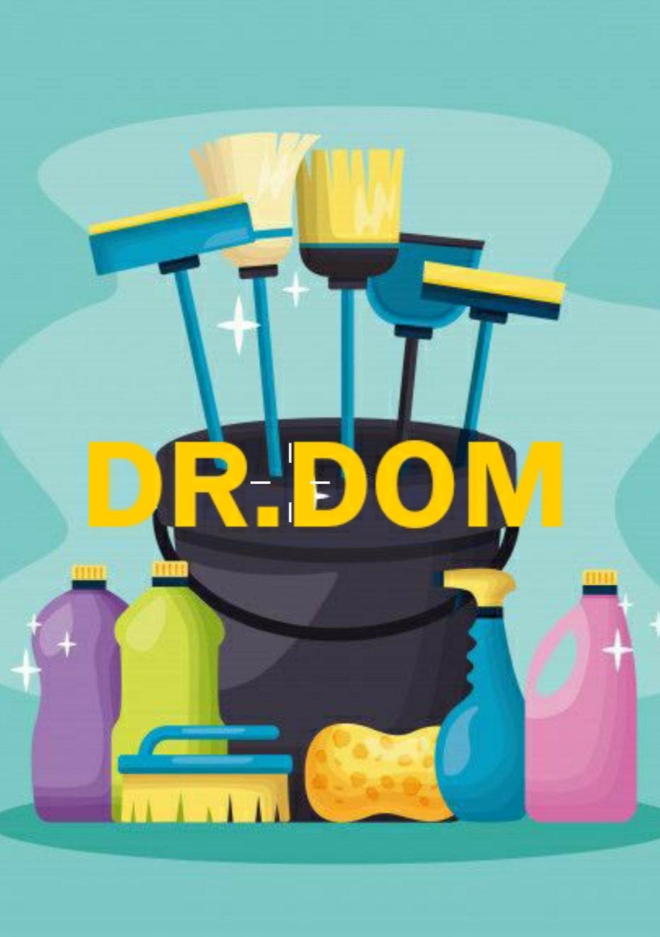Разработать логотип для сети магазинов бытовой химии и товаров для уборки фото f_741600442723dc2d.jpg