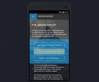 Интерактивный прототип адаптации сайта в мобильную версию