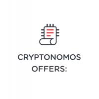 Сайт-презентация для американской компании Cryptonomos.