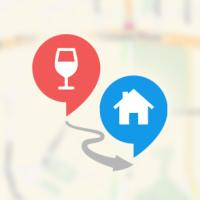 """Мобильное приложение """"Все шоферы"""", iOS7, iPhone"""