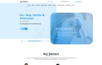 Веб-сайт Drs. May, Hettler & Associates