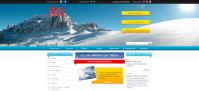 Сайт представительства в России туристического курорта