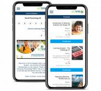 Мобильное приложение по онлайн-образованию