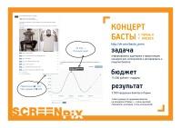 Реклама концерта рэп-исполнителя Баста в Перми и Ижевске