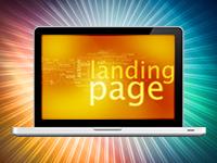 Продающий дизайн landing page