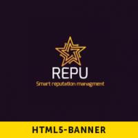 REPU / HTML5-Баннер ▷
