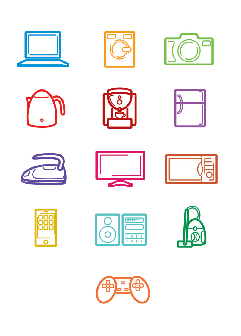 Иконки для интернет-магазина.