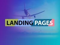 Красивые посадочные страницы для Вашего бизнеса