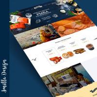 продажа морепродуктов главнаяя страница